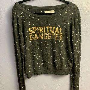 Spiritual Gangster Constellation Logo Sweatshirt